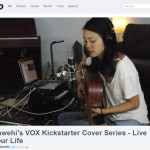 Kawehi Cover of Live your life by YUNA for TBA